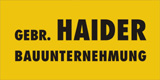 Gebrüder Haider